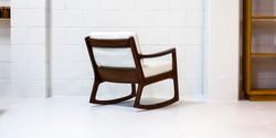 nordic rocking chair