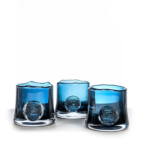 glassware, candle holders, t-lights,home decor