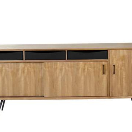 buffet. console. cabinet.sideboard.furniture.credenza.