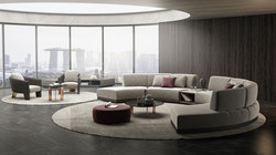 lemans modular sofa