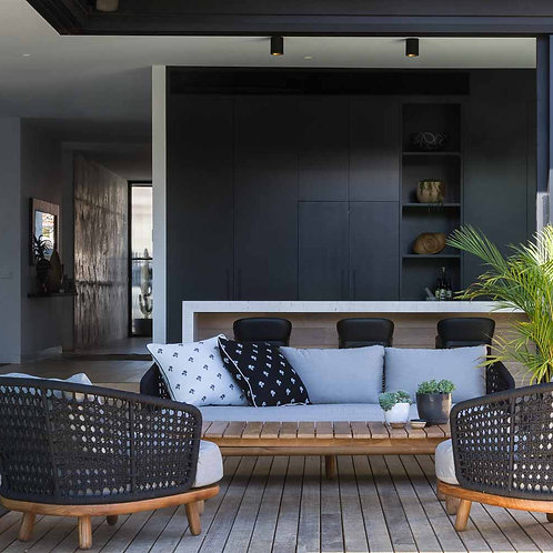 outdoor sofas and outdoor lounge chairs. outdoor living. outdoor furniture.