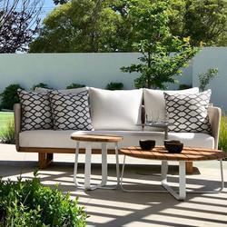 Norfolk Sofa Sage Lifestyle