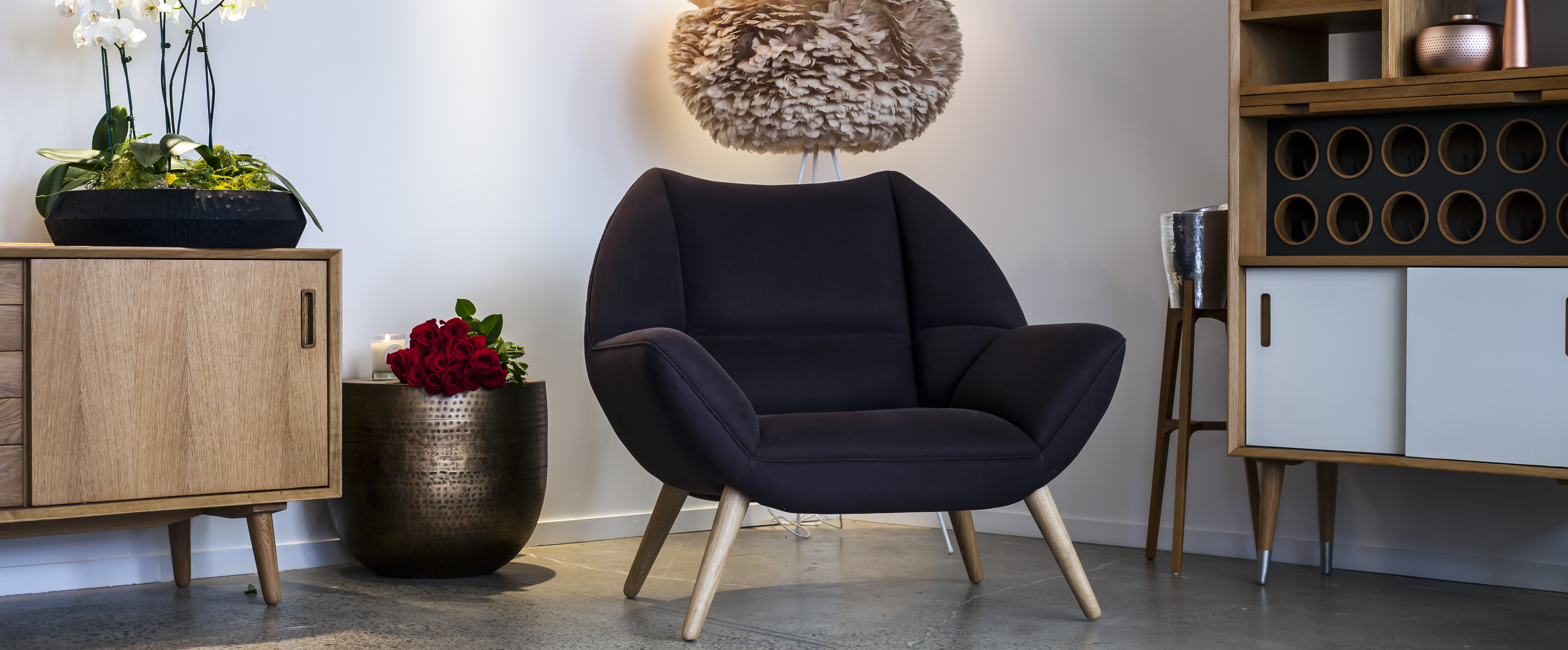 mei chair and stool
