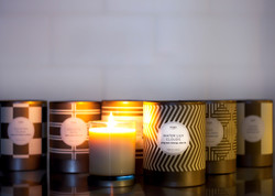 kobo hand poured soy candles