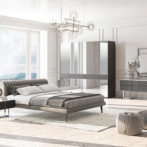 beds.bedroom furniture.upholstered beds. bedheads.bedside tables.night tables.