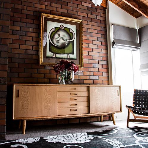 buffet.console.credenza.cabinet.furniture.Scandinavian Furniture.