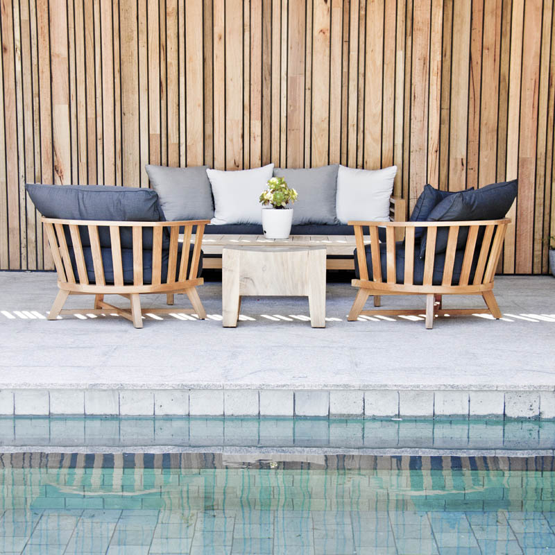 barrel chairs outdoor