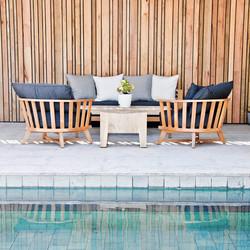 barrel chairs outdoor