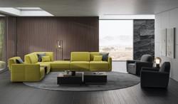 Le Mans modular sofa