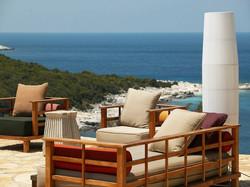 outdoor resort furniture