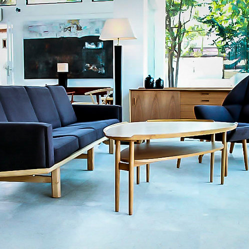 coffee tables. side tables. furniture. Scandinavian Furniture. Danish Furniture.