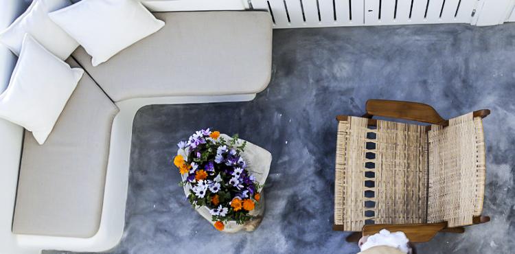 nordic lounge chair