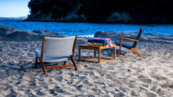 bliss and roxanne outdoor chairs