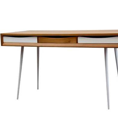 desk. writing desk. office desk. Scandinavian Furniture. Danish Furniture. Mid Century Desk
