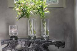 glass & stone