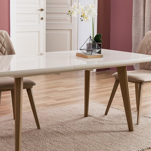 dining table. dining room furniture. extendable dining table. furniture. table.