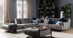 havana corner sofa