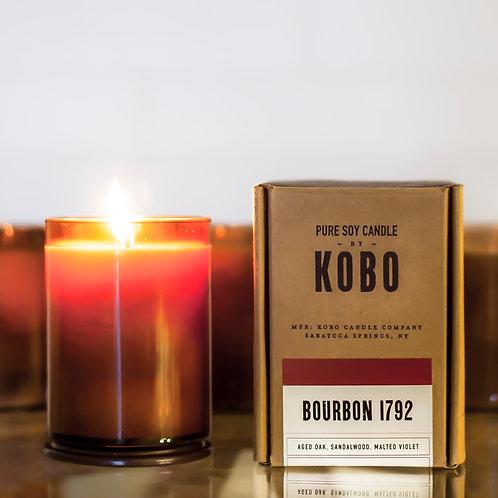 bourbon 1792 - aged oak, sandalwood ,violet