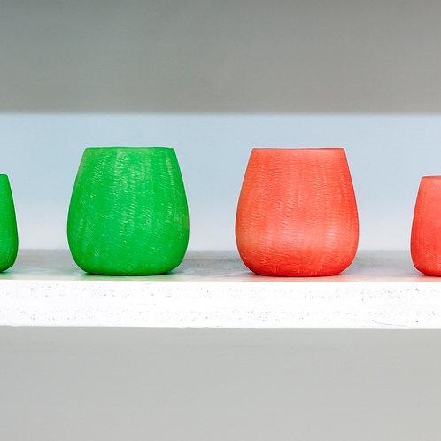 small resin lanterns