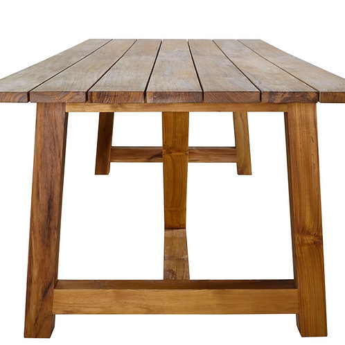 outdoor dining table.tables.outdoor furniture.teak tables..