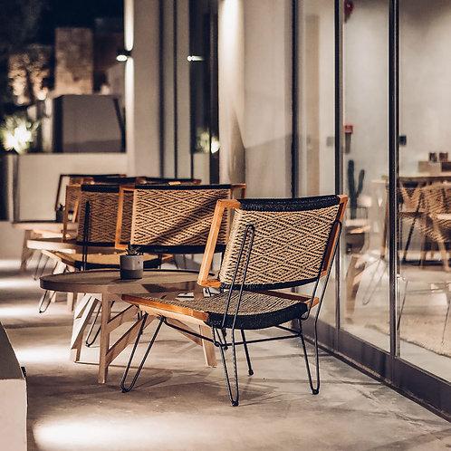 minerva danish lounge chair