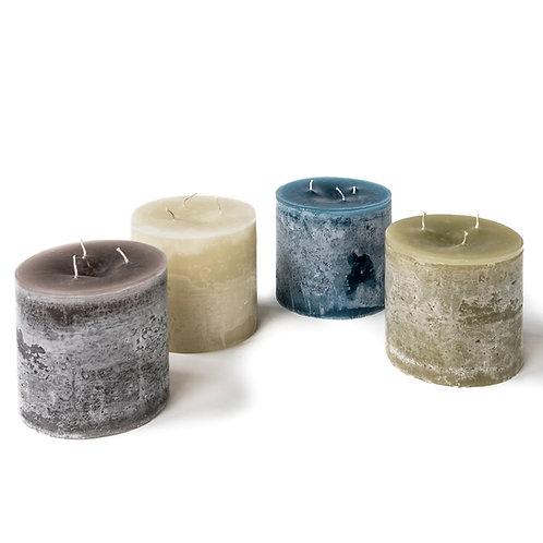 wax lantern candles