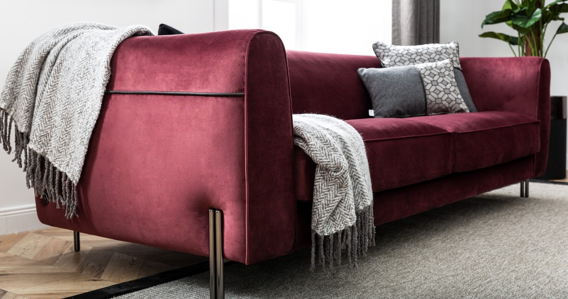 European sofa range