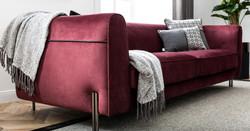 European sofa range