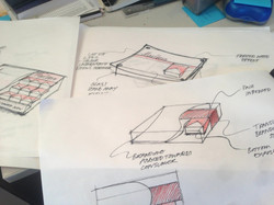 Marlboro sketching