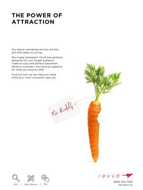 revvd Print Ad
