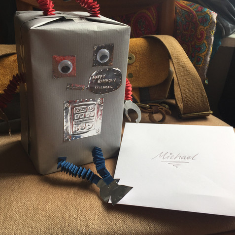 Robot Wrapping