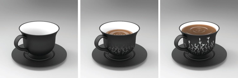 tea = life storyboard