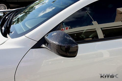 2008-2014 Infiniti G37 Coupe AK Mirror Covers