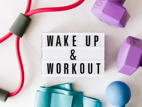 How To Motivate Yourself To Workout!