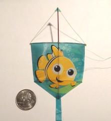 Miniature Carapeta Kite