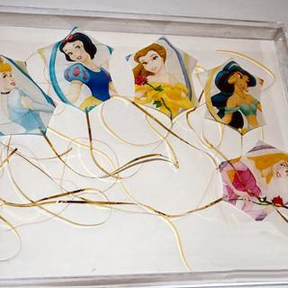 Disney Princesses Kite Train