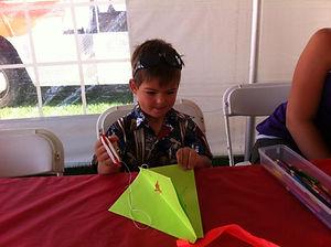 Kite workshops