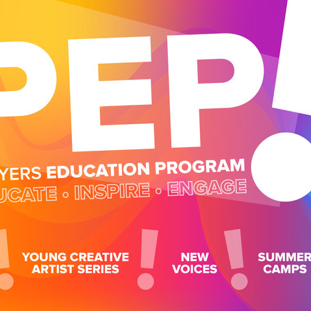 Introducing PEP! (Players Education Program)