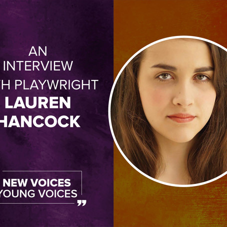 An Interview with 'Winter & I' Playwright Lauren Hancock