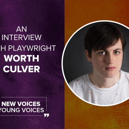 An Interview with 'Barry Bianchi...' Playwright Worth Culver