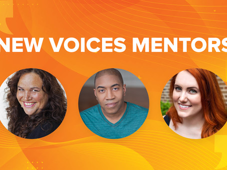 Meet the Mentors of New Voices 2020!