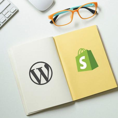 Wix, Shopify o WordPress: ¿cuál elegir?