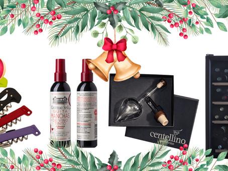 Te damos 4 opciones de regalo navideño para un amante del vino