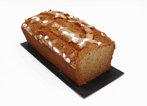 Cake Manzana Vegano