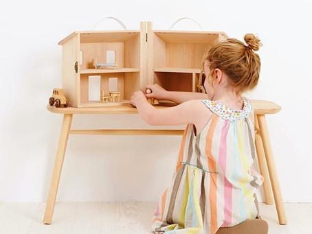 Esta Navidad regala creatividad de madera