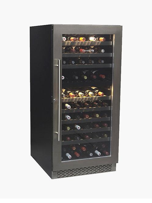Cava de Vino 102 botellas Cavanova CV120DT