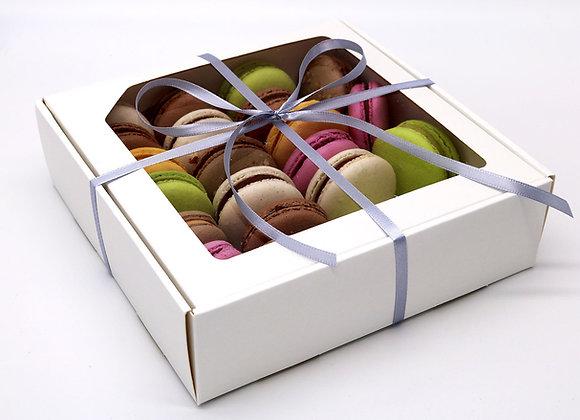 Macarons Caja 21