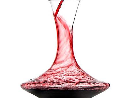 ¿Por qué debemos de decantar un vino?
