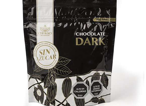 Chocolate bitter  Sin Azucar