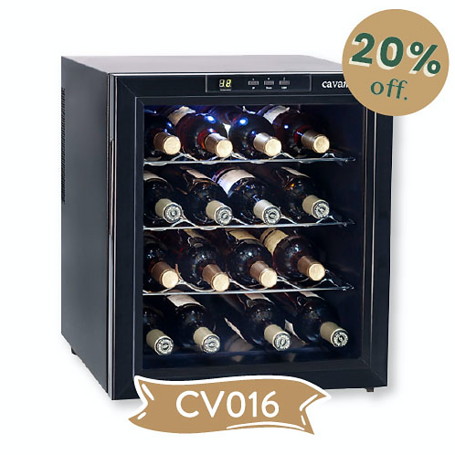 PREVENTA Cava de Vino 16 botellas Cavanova CV016